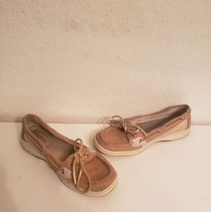 Womens Sperry Topsider Boat Shoe 6.5